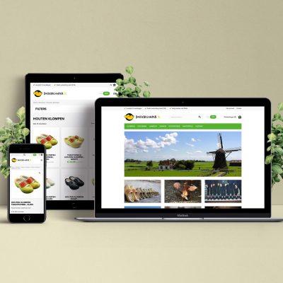 Webshop Boerenklompen