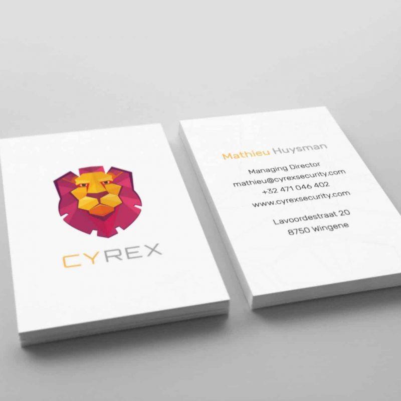 Visitekaartjes Cyrex