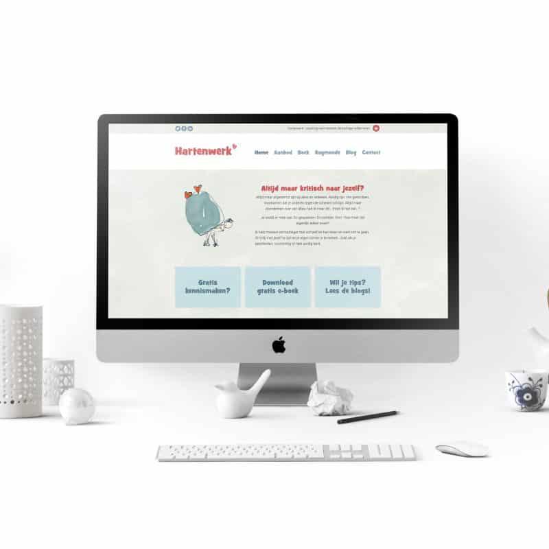 Website Hartenwerk