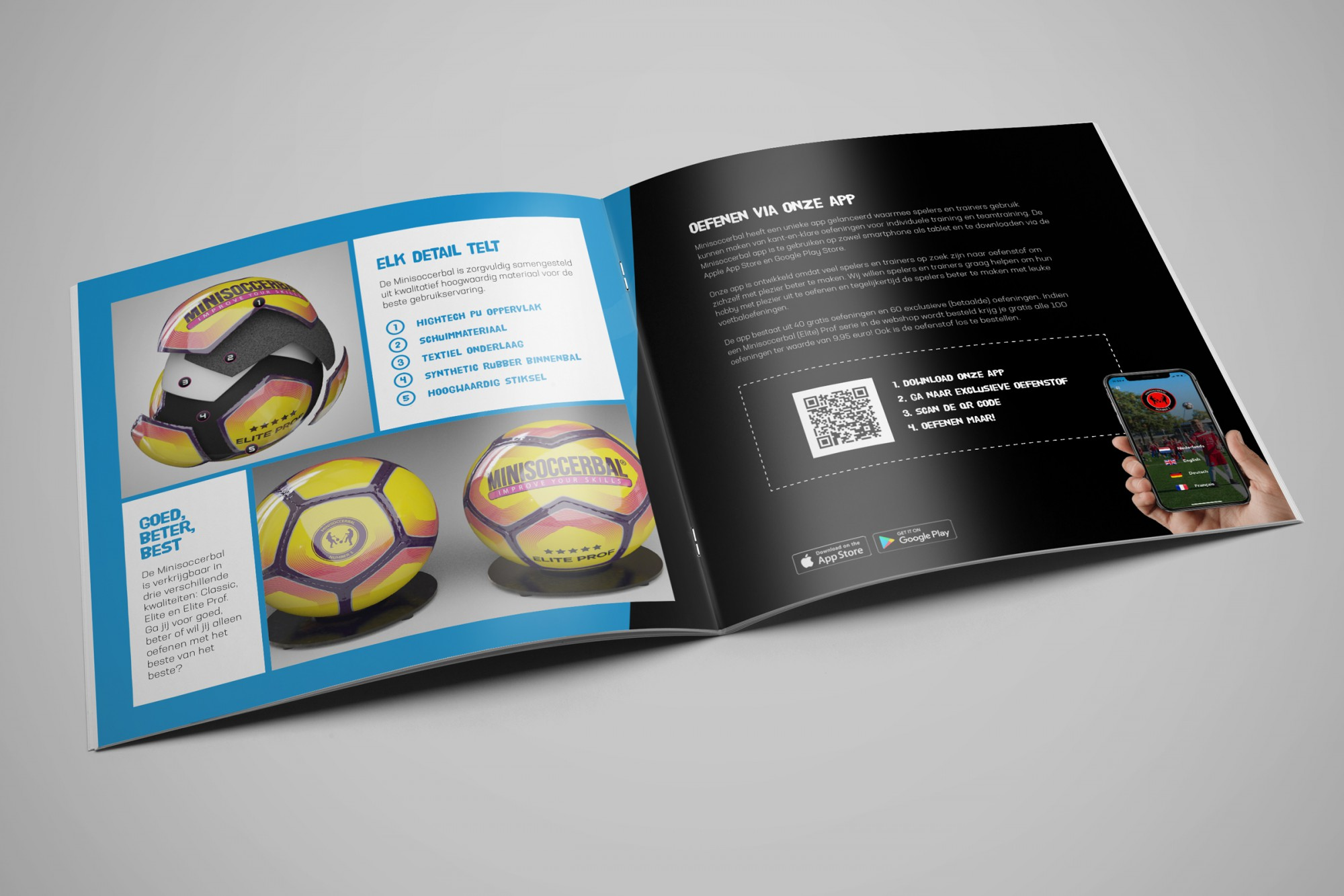 Brochure Minisoccerbal