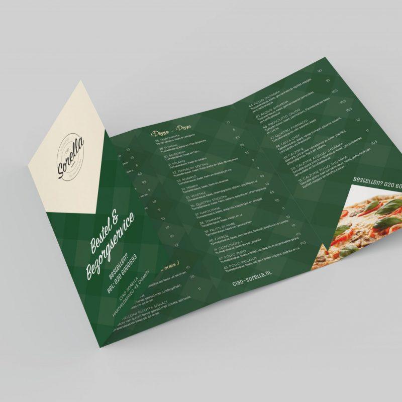 Folder Ciao Sorella