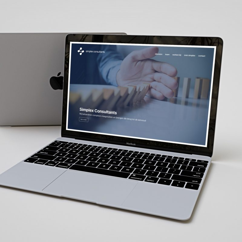 Website Simplex Consultants